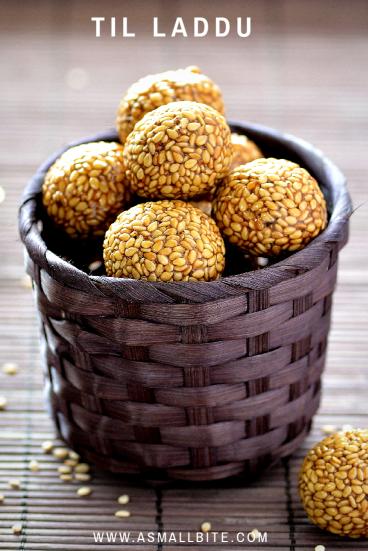 Ellu Urundai Deepavali Sweets in Tamil