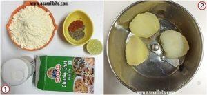 Aloo Bhujia Recipe Steps1