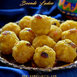 Boondi Ladoo Diwali Sweets Recipes