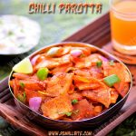 Chilli Parotta Recipe | Restaurant Style Chilli Parotta