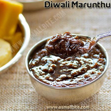 Diwali Marunthu Recipe 1