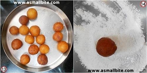 Dry Gulab Jamun Recipe Steps7