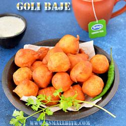 Goli Baje Diwali Recipes