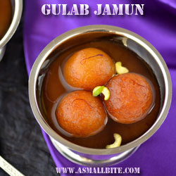 Gulab Jamun Halwa Diwali Recipes