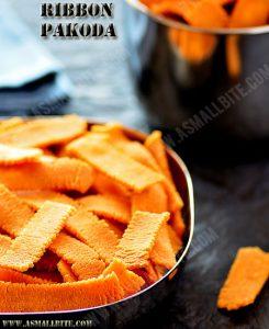 Ola Pakoda Recipe