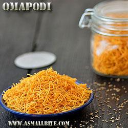 Ompodi Diwali Recipes