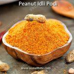 Groundnut Idli Podi Recipe 1