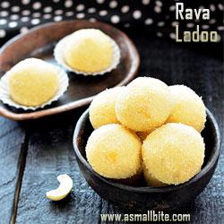 Rava Ladoo Diwali Recipes