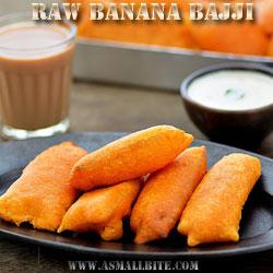 Raw Banana Diwali Recipes