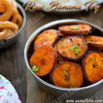 Raw Banana Fry Recipe 2