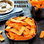 Ribbon Pakoda Recipe | Ola Pakoda Recipe