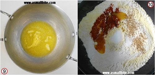 Ribbon Pakoda Recipe Steps5