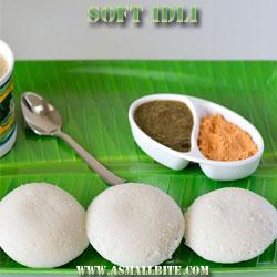 Soft Idli Diwali Recipes