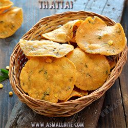 Thattai Diwali Snacks Recipes