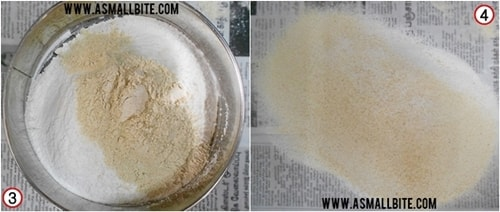 Thenkuzhal Murukku Recipe Steps2