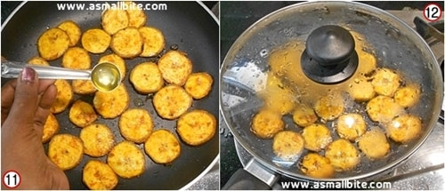 Vazhakkai Fry Recipe Steps6