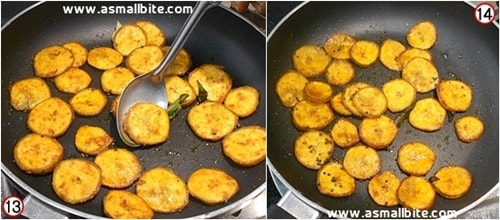 Vazhakkai Fry Recipe Steps7