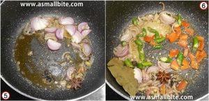 Veg Pulao Recipe Steps3