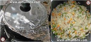 Vegetable Pulav Recipe Steps6
