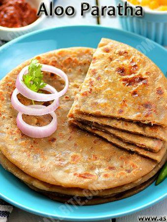 Aloo Paratha Recipe | Punjabi Aloo Paratha