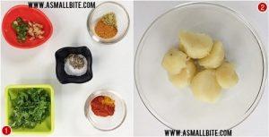 Aloo Paratha Recipe Steps1