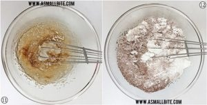 Eggless Chocolate Cupcakes Recipe Steps6
