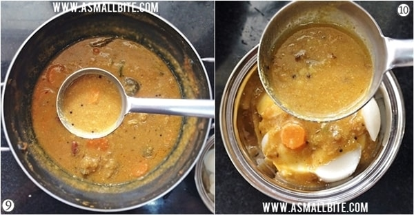Ghee Idli Sambar Recipe Steps5