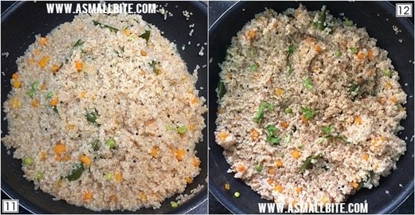 Godhumai Upma Recipe Steps6
