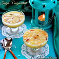 Javvarisi Payasam Karthigai Deepam Recipes 2017
