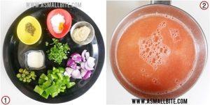 Kadai Paneer Recipe Steps1