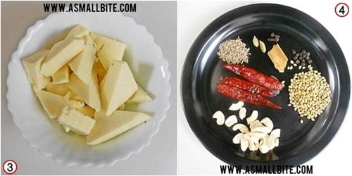 Kadai Paneer Gravy Recipe Steps2