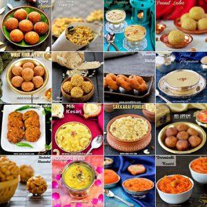 Karthigai Deepam Recipes 2017
