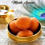 Maida Appam Recipe | Sweet Maida Paniyaram