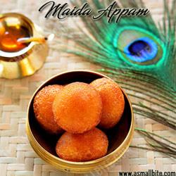 Maida Appami Karthigai Deepam Recipes 2017