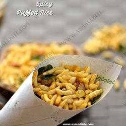 Masala Pori Karthigai Deepam Recipes 2017