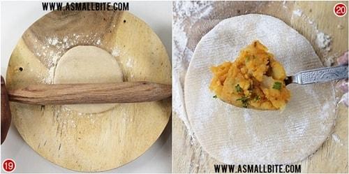 Punjabi Aloo Paratha Recipe Steps10