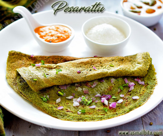 Resarattu Recipe 1