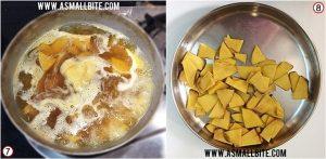 Yam Tawa Fry Recipe Steps4