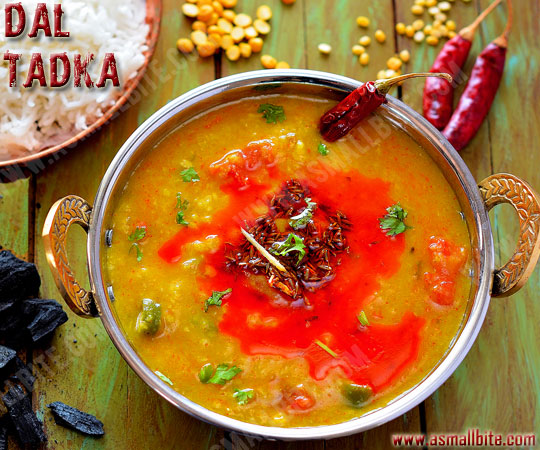 Dal Tadka Recipe 1