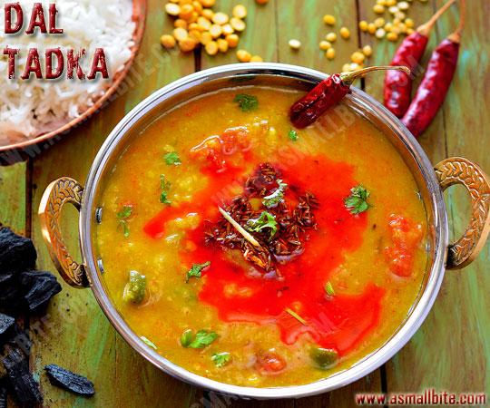 Dal Tadka Recipe 1