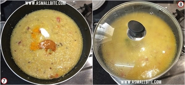 Dal Tadka Recipe Steps4