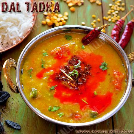 Dal Tadka Recipe | Restaurant Style Dal Tadka