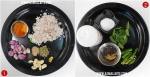 Easy Thakkali Kuzhambu Recipe Steps1