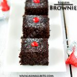 Eggless Brownie Recipe 2