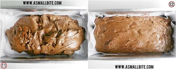 Eggless Chocolate Brownies Steps6