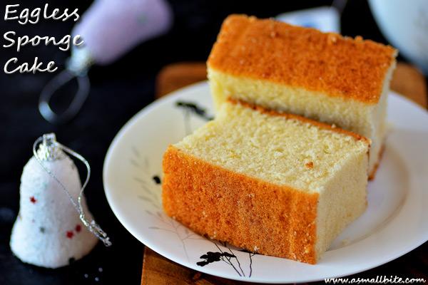 How To Make Orange Coloured Sponge Cake