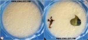 Eggless Vanilla Cake Steps4