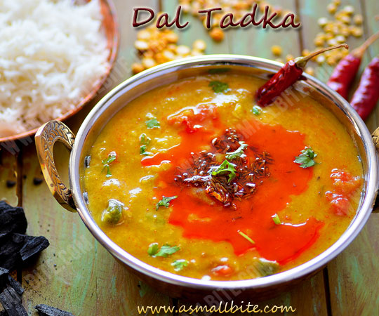 Restaurant Style Dal Tadka Recipe