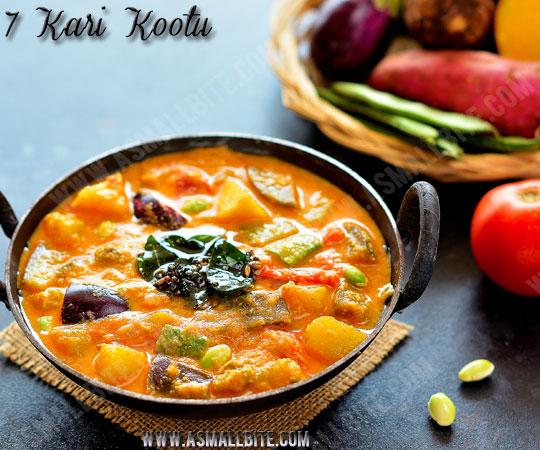 7 Kari Kootu Recipe 1
