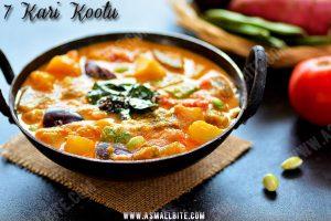 7 Kari Kootu Recipe